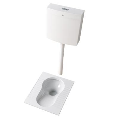 東鵬衛浴(DONG PENG)蹲便器水箱套裝衛浴整套 蹲廁便盆防臭馬桶便池 節水陶瓷套裝