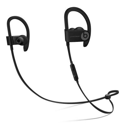 【二手99新】 Beats Powerbeats3 wireles 魔音 PB3藍牙無線運動耳掛式耳機 黑色裸機送配件