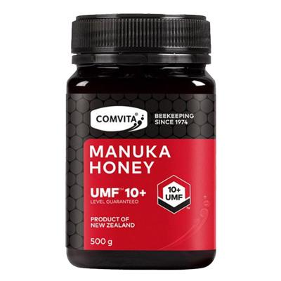 澳洲直郵 假一賠十 新版 康維他(COMVITA)麥盧卡 UMF10+ 養胃 蜂蜜 500g瓶裝