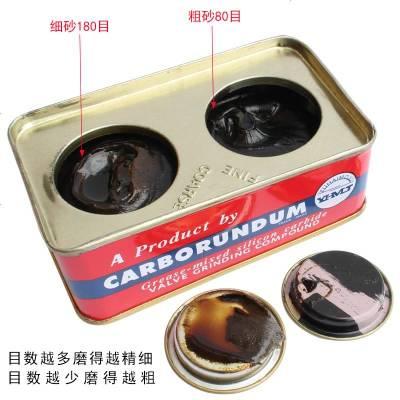 定做 定做氣動磨氣研磨機 氣研磨機皮碗 汽修研磨氣工具 氣研磨砂 進口研磨砂2盒
