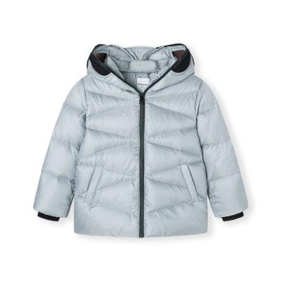 巴拉巴拉兒童羽絨服男童外套春冬寶寶童裝戶外滑雪服加厚保暖短款