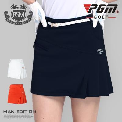 高爾夫裙子 韓版女士安全防走光短裙