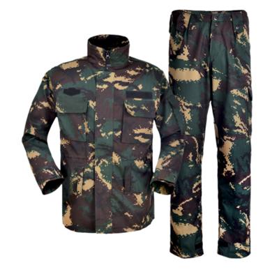 兵行者07 獵人數碼迷彩服套裝特戰迷彩軍迷戶外服飾 獵人迷彩 165/84-88