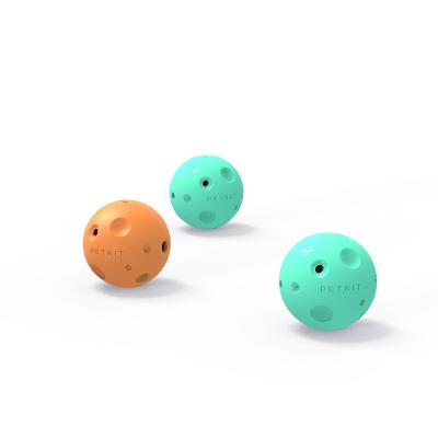 小佩PETKIT喵星球鈴鐺球貓薄荷逗貓球貓咪玩具球寵物用品3只裝