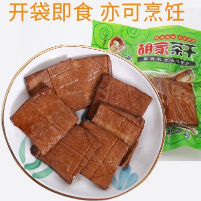 白蕩里(SWING LAKE) 湯溝胡氏茶干126g*10袋茶干原味豆腐干素香干炒菜方便速食安徽特產
