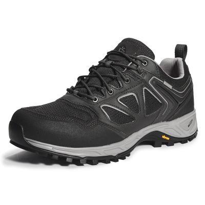 Kailas 凱樂石 戶外運動 男款低幫防水耐磨攀山徒步鞋