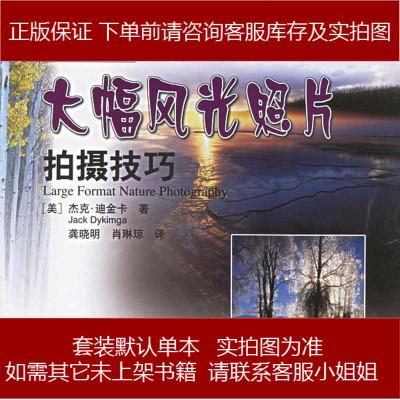 大幅风光照片拍摄技巧 杰克·迪金卡 /jack Dykimga 广州科技出版社 9787535931368