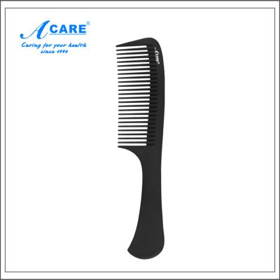 acare阿嚓热 大苹果梳碳纤维防静电大齿头梳美发梳子理发专用梳