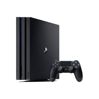 索尼(SONY)PS4 Pro2TB游戏主机 体感游戏机 家用游戏机 支持4K/VR设备 港版黑色