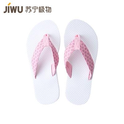 JIWU брэндийн резинэн тавчик эмэгтэй ягаан 35-36