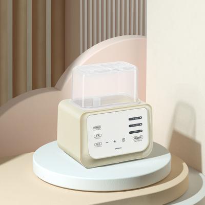 babycare恒溫溫奶器 消毒器二合一自動 奶瓶熱奶器 智能暖奶器圣里瑟米4900