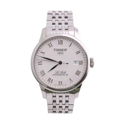 【二手95新】天梭TISSOT經典系列男表T006.407.11.033.00自動機械鐘手表腕表