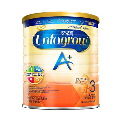 Mead Johnson 港版美贊臣 A+ 嬰幼兒配方奶粉 3段(1-3歲)900g/罐