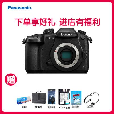 松下(Panasonic)DC-GH5GK微单相机 单机身(无镜头)