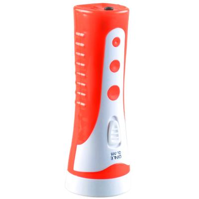 勤樂LED可充電式強光袖珍迷你輕巧微型驗鈔手電燈