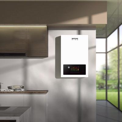 博士暖能(BOSNEN) 电采暖炉4KW单相电家用壁挂炉供地暖暖气片电锅炉内置水泵