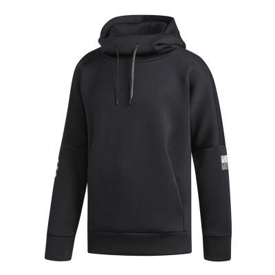 阿迪达斯adidas秋冬新款哈登篮球套头衫运动卫衣 男子套头衫CW6900