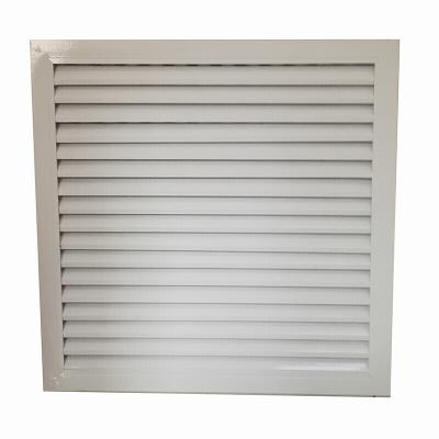 2019暖氣罩鋁合金家用出風口空調進風口百葉窗檢修口蓋板地暖分水器罩
