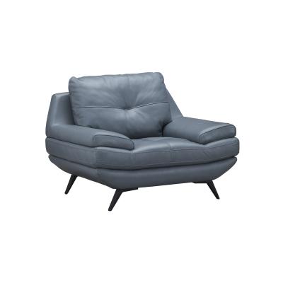 适居之家时尚真皮沙发组合S661-U 一人位