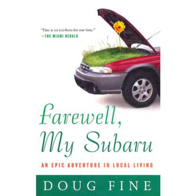 FAREWELL, MY SUBARU(ISBN=9780812977899) 英文原版