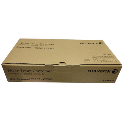 富士施乐(Fuji Xerox)CWAA0885 废 粉盒 适用于第五代V C2260/2263/2265