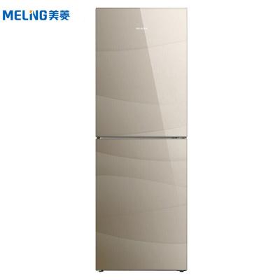美菱冰箱BCD-269WPB流沙金
