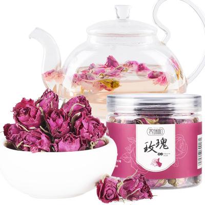 養瑞和 玫瑰花茶50g 干玫瑰平阴重瓣玫瑰花草茶 保健茶饮