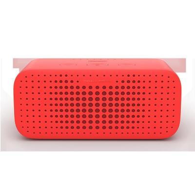 天貓精靈 方糖R智能音箱 無線藍牙音響音箱 語音助手 送禮甄選 紅色