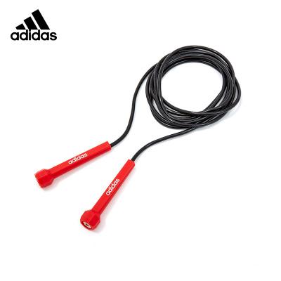 Adidas阿迪达斯专业跳绳健身减肥运动学生成人竞速比赛健身器材可调长短3米