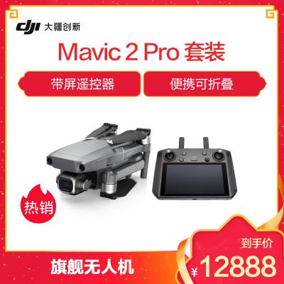 "DJI 大疆 无人机 ""御""Mavic 2 专业版 (DJI 带屏??仄?"
