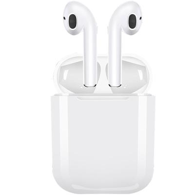 奧多金 真無線藍牙耳機 雙耳帶充電倉入耳式迷你運動通話無線耳塞 適用蘋果OPPO小米VIVO華為等藍牙通用耳機 白色