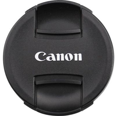 佳能(Canon)原裝 E-58 II 鏡頭蓋 二代 58mm鏡頭蓋佳能EF鏡頭機身附件