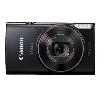 佳能(Canon) IXUS 285 HS 黑色(32G卡+包) 數碼相機 約2020萬像素 3英寸屏