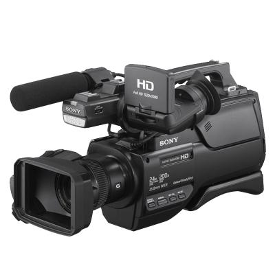 索尼(Sony)HXR-MC2500C 专业数码摄像机 高清肩抗式一体机 婚庆 会议 教育 数码摄像机 广角 G镜头 WiFi 32G内存 24倍变焦 约614万像素 MC2500