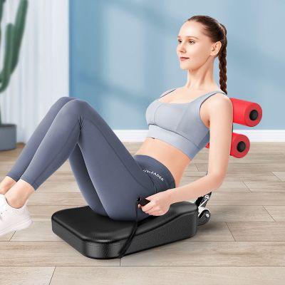 【品牌特賣】仰臥起坐輔助器懶人收腹機家用練腹肌健身器材瘦肚子美腰機健腹器