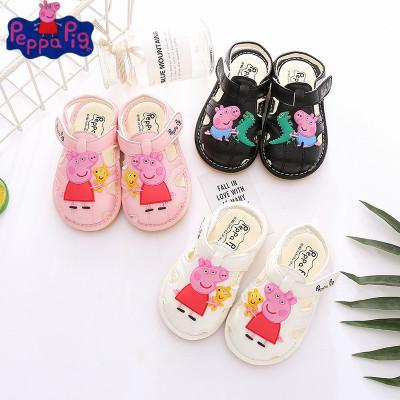 小豬佩奇 Peppa Pig男童夏季涼鞋女童涼鞋9913