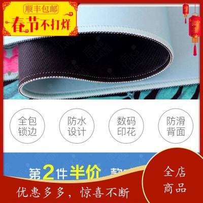 物小精灵中国风鼠标垫可爱女生鲤鱼王皮卡丘可达鸭护腕大