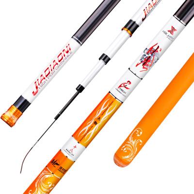 佳钓尼(JIADIAONI)伏魔大物竿 台钓竿28调超轻硬鲤碳素5.4米钓鱼竿
