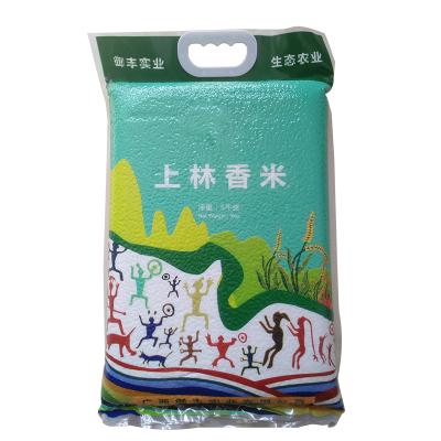 上林特产 云琅吉粒 5kg装大米梗米