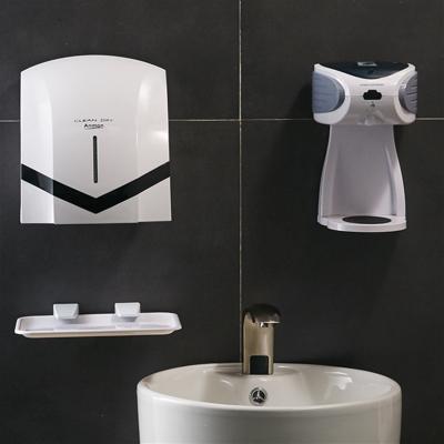 干手器全自动感应烘干机手器商用卫生间烘手机智能家用烘手