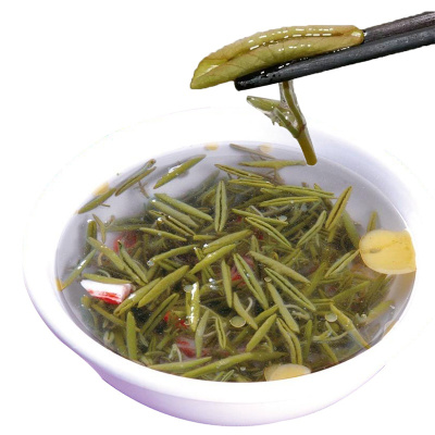 320g*5袋 太湖莼菜嫩芽 新鮮蔬菜凈菜現采 蘇州特產食用農產品