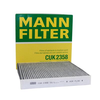曼牌(MANN)空調濾清器CUK2358思域奧德賽 杰德 思鉑睿