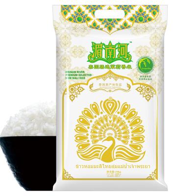 湄南河泰国膳选茉莉香米10kg/袋装(20斤)原装进口泰国香米 进口大米 非有机