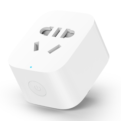 米家(MIJIA)小米米家 智能插座 WiFi版 手機遠程遙控 小愛同學語音控制 智能家居插座