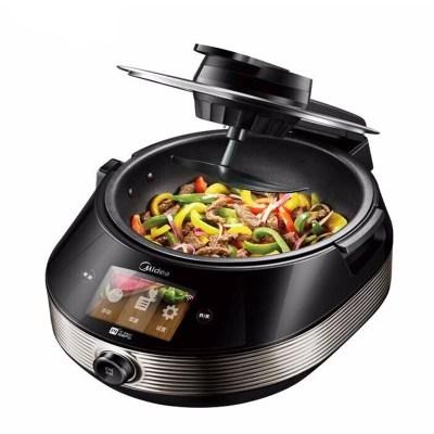 美的PY18-X1S炒菜機 IH加熱 全自動智能炒菜機器人 家用 多用途鍋 炒菜鍋 燒菜鍋 wifi智能控制