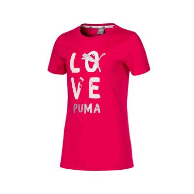 彪馬 Puma 2020新款女童Alpha Tee G短袖T恤58418175