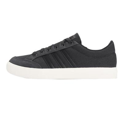 Adidas阿迪達斯秋季男士低幫板鞋防滑耐磨休閑鞋B43908