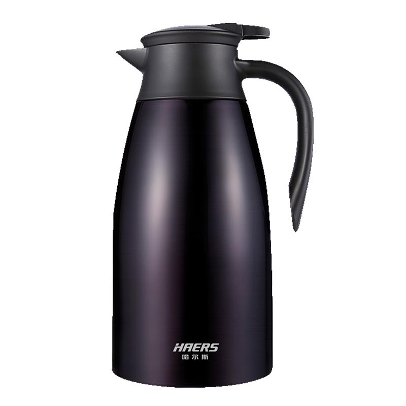 HAERS брендийн коффены данх \\LK-2000-7 2000мл хар ягаан өнгө\\