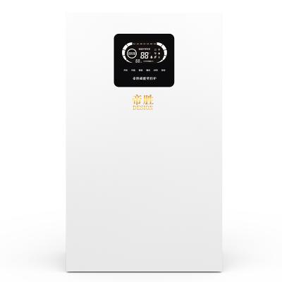 帝胜/DESION 壁挂炉20KW A3系列 采暖洗浴两用磁能电壁挂炉电采暖炉煤改电锅炉全自动220v380v地暖