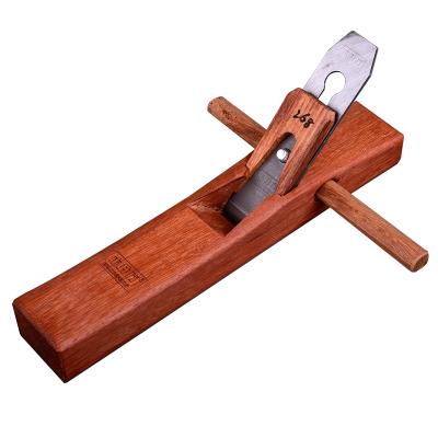 木工刨子红木手工刨手推木刨木工工具木匠diy木工刨刀 127mm红木木工刨【赠收纳袋1只】抖音